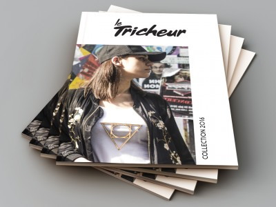 1. Magazine Cover and Interior Mock-Up COVER